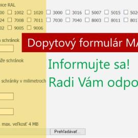 dopyt-forms